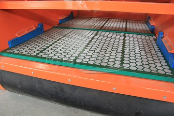BWZS85-2P Shale Shaker screen
