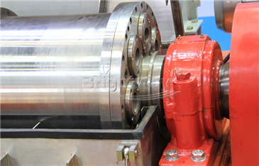 Decanting Centrifuge Rotary drum Details