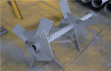 Agitator Impeller of double - layer structure
