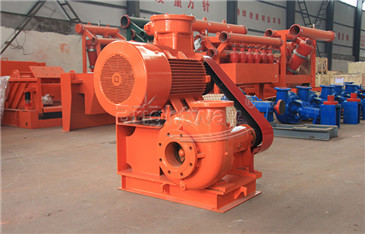 Front view of Brightway Shear Pump