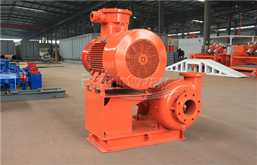 Brightway Shear Pump Display