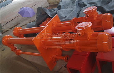 Submersible Slurry Pump Motor