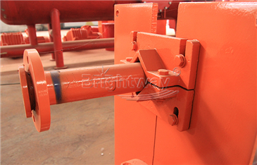 Submersible Slurry Pump coupling