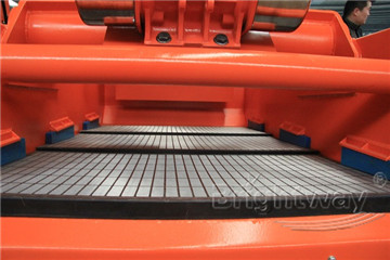 BWZS-3P SHALE SHAKER Composite Material Shaker Screen