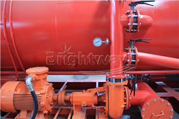 Hydration Tank Pump