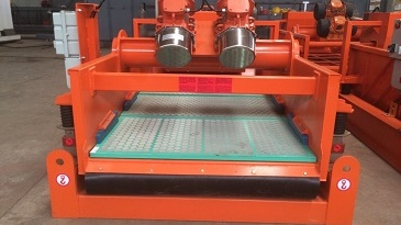 Steel Frame Shaker Screen in Shale shaker