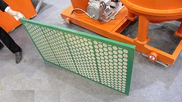 brightway steel fram shaker screen