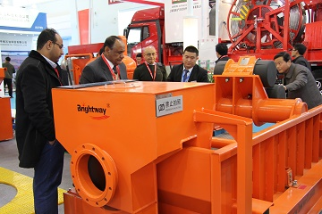 BWZS-4P SHALE SHAKER IN SHANGHAI