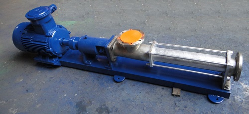 BWG Screw Pump