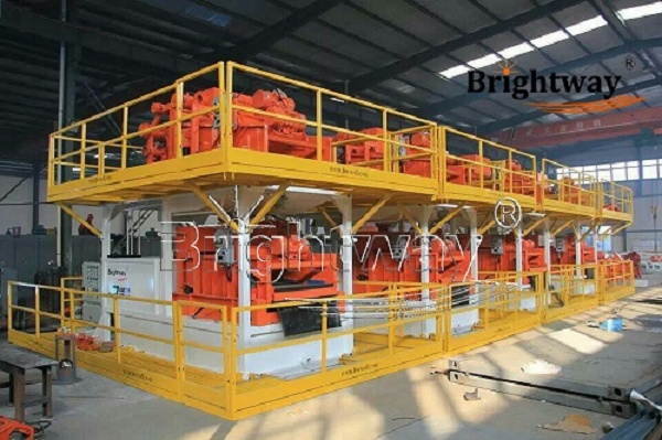 Brightway 9 Set Separation Plant to Malaysia
