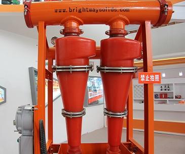 BWCSQ2S Desander hydrocyclone