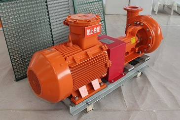 Brightway BWSB8613J Centrifugal Pump in CIPPE 2015