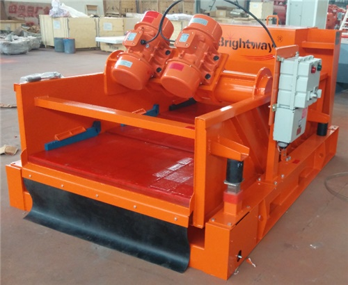 Shale shaker with Polyurethane screens