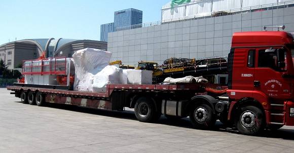 500 GPM HDD Mud System to New Zealand