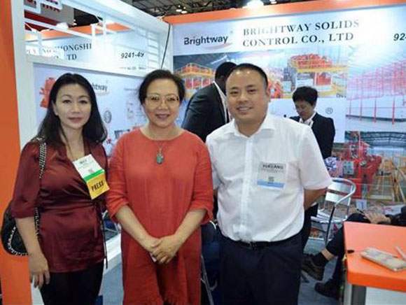 2015 OTC Brightway Exhibition Successfully Concluded