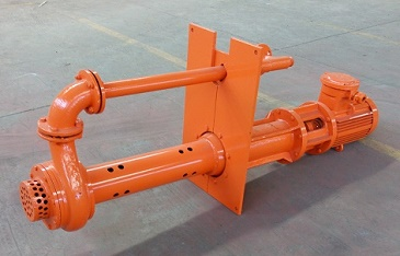 slurry pump of Brightway solids control system