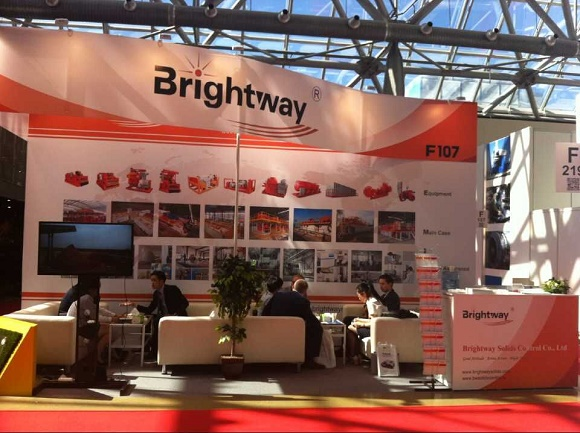 Brightway Shows in the 13th Russia Mioge 2015