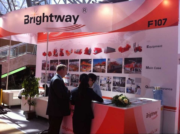 Brightway the 13th Russia Mioge 2015