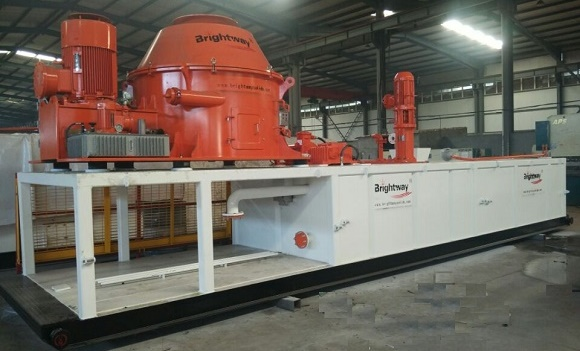 Brihgtway Drilling Waste Treatment System