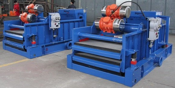 Brightway Double-deck Shale Shaker