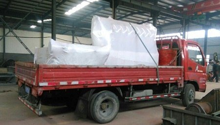 Shipment of The Desander and Desitle without Bottom Shaker