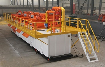 300m3/h Dredging and Dewatering System