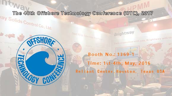 The 48th Offshore Technology Conference (OTC), 2017