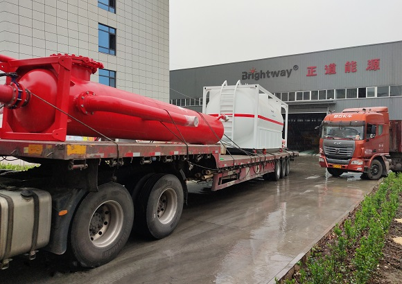 mud gas separator for 2000HP Drilling Rig Mud System