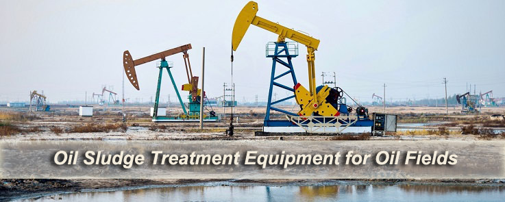 Oil Sludge Treatment System