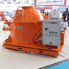 BWLS1600 Vertical Cutting Dryer