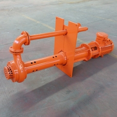 100YZ100-30A Submersible Slurry Pump
