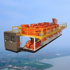 Dredge Slurry Dewatering System Made In China