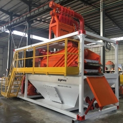 Brightway Tunnel Boring Machine Separation Plant